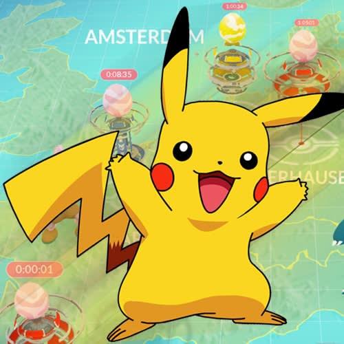 Join Pokémon Go Community!