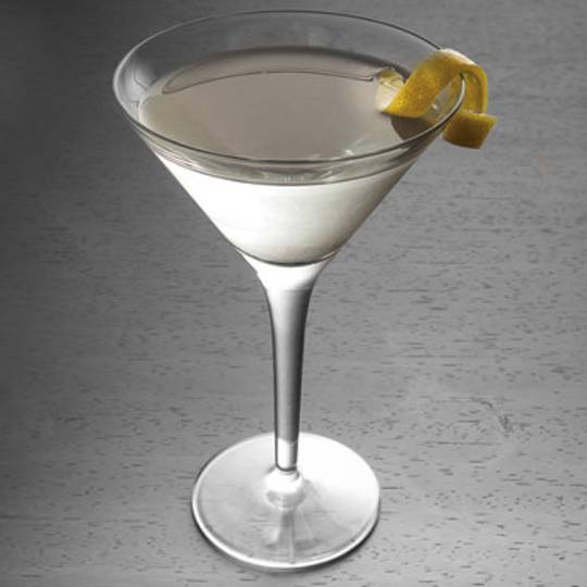 dry martini cocktail recipe