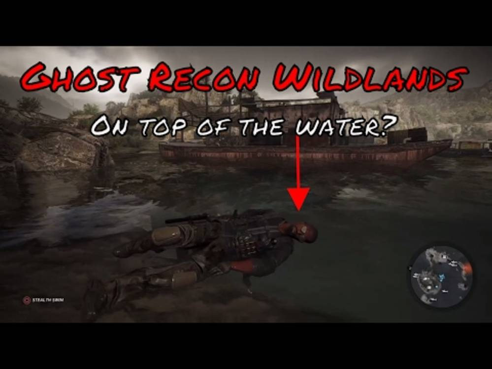 The Most Outrageous Ghost Recon Wildlands Glitches and Bugs