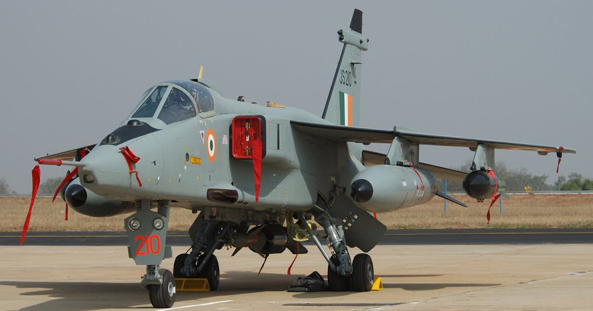 India Wants To Breathe Extra Life Into Its Old Jaguar Jets