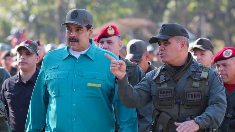 Мадуро должны были свергнуть. Рассказ о том, как что-то пошло не так