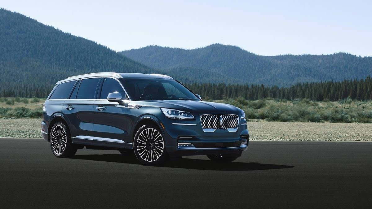 2020 Lincoln Aviator 5 Things To Know About The Upcoming Three Row