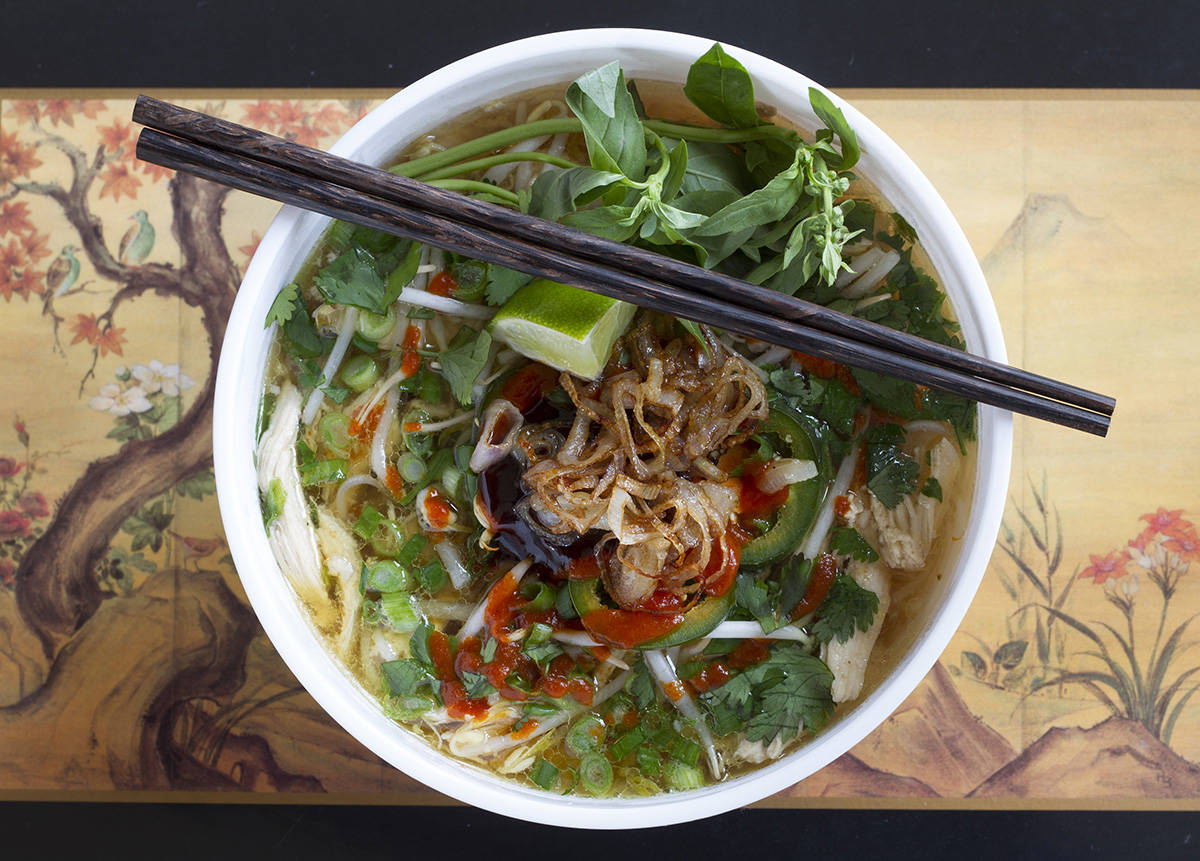 Chicken Pho Recipe - Jimmy Tu | Food & Wine