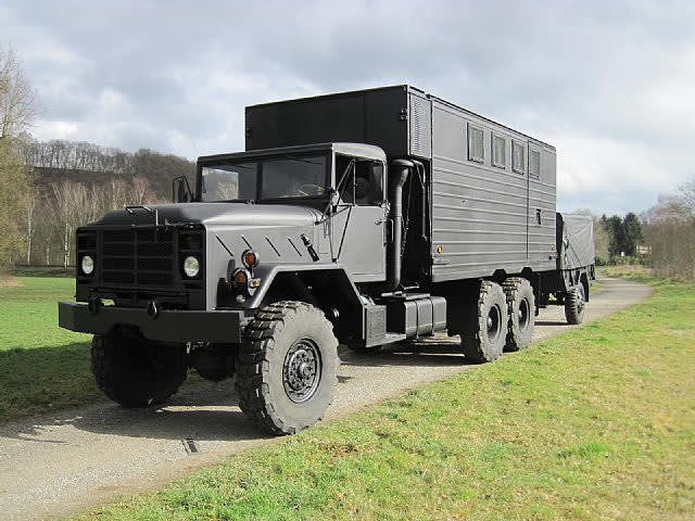 7 Used Military Vehicles You Can Buy The Drive