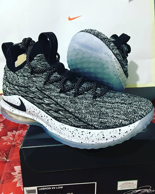 wholesale dealer f074f 9953a Nike LeBron 15 Low
