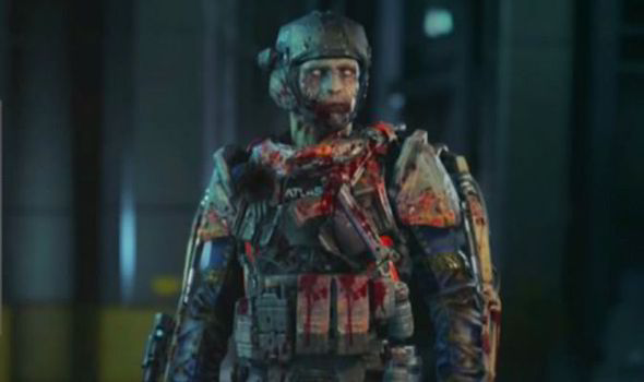 Call Of Duty Advanced Warfare New Zombies Content Unlocked Gaming Entertainment Express Co Uk