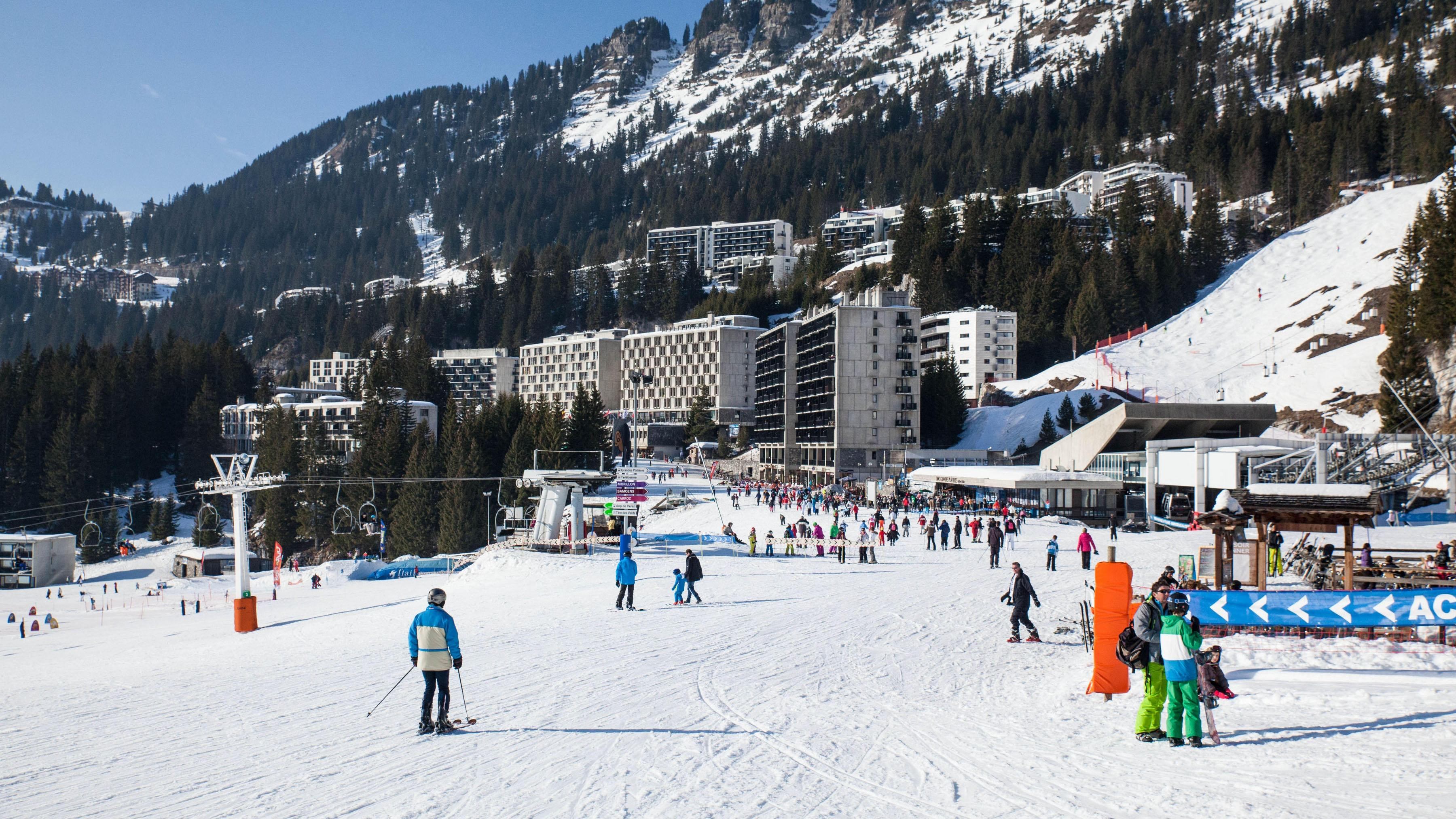 retro cool in the french alps | travel | the times