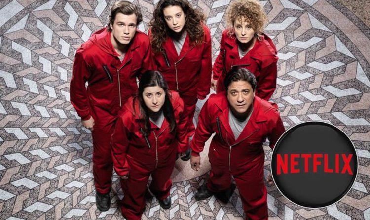 Money Heist season 3 streaming: How to watch La Casa de Papel online