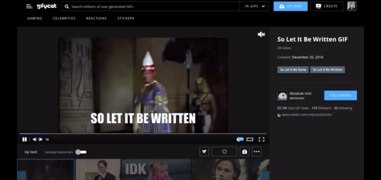 Gfycat S Gifs Can Now Keep The Sound On Techcrunch