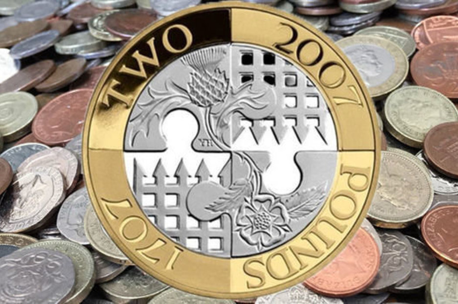 8e698827c Royal Mint  Rare £2 coin from 2007 selling for thousands on eBay ...
