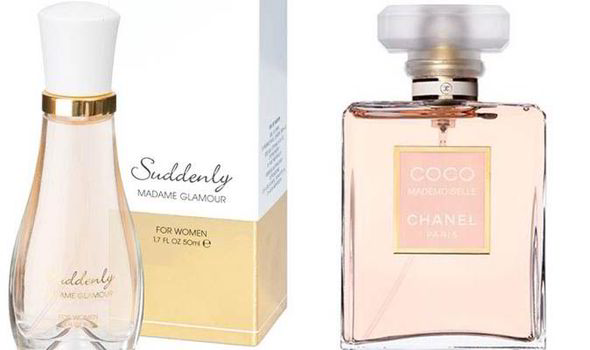Lidl s Suddenly Madame Glamour is almost identical to Chanel s Coco  Mademoiselle 352d519b395