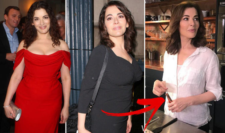 Nigella Lawson Weight Loss T Plan And Exercise Regime Of Tv Star Chef Revealed Express Co Uk