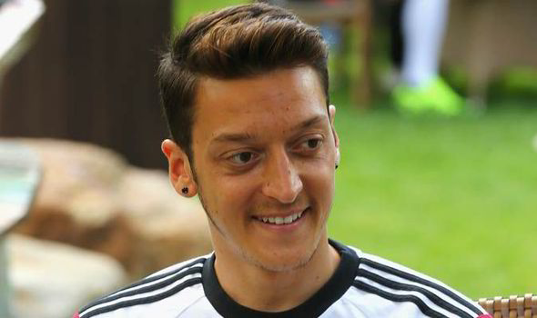Mesut Ozil Wants To Emulate Germanys World Cup Legends World Cup