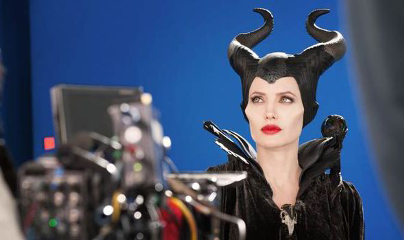 Angelina jolie maleficent interview with horns designer justin smith angelina jolies maleficent horns designer justin smith interview m4hsunfo