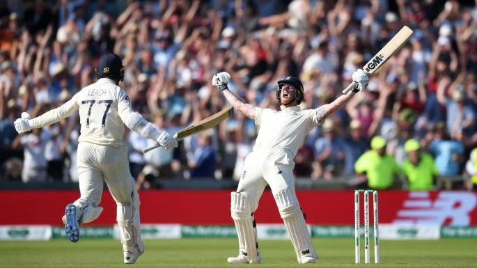 England's five greatest innings rated: with Stokes on top