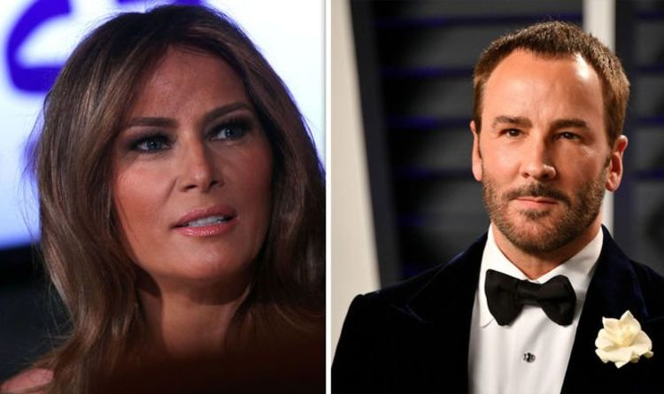 26a907f205d Tom Ford fury over EXTRAORDINARY claims he called Melania Trump an  escort  with bad taste