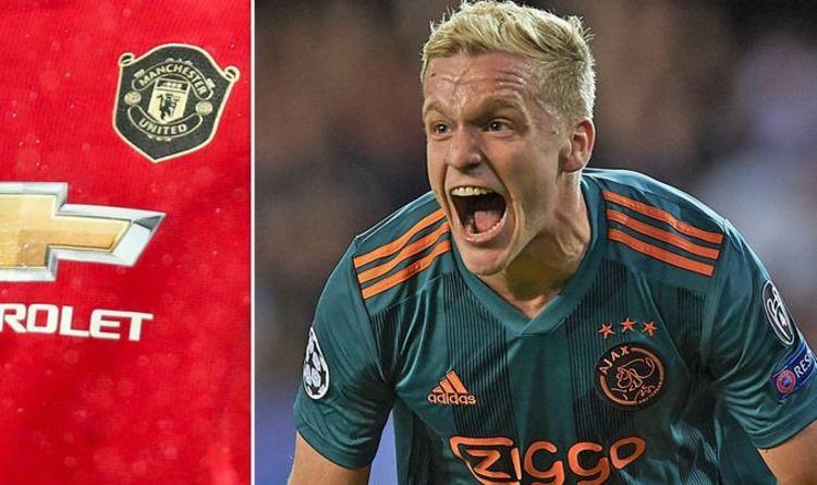 Man Utd Adopted Stingy Donny Van De Beek Transfer Stance After Ajax Proposed Bargain Deal Football Sport Express Co Uk