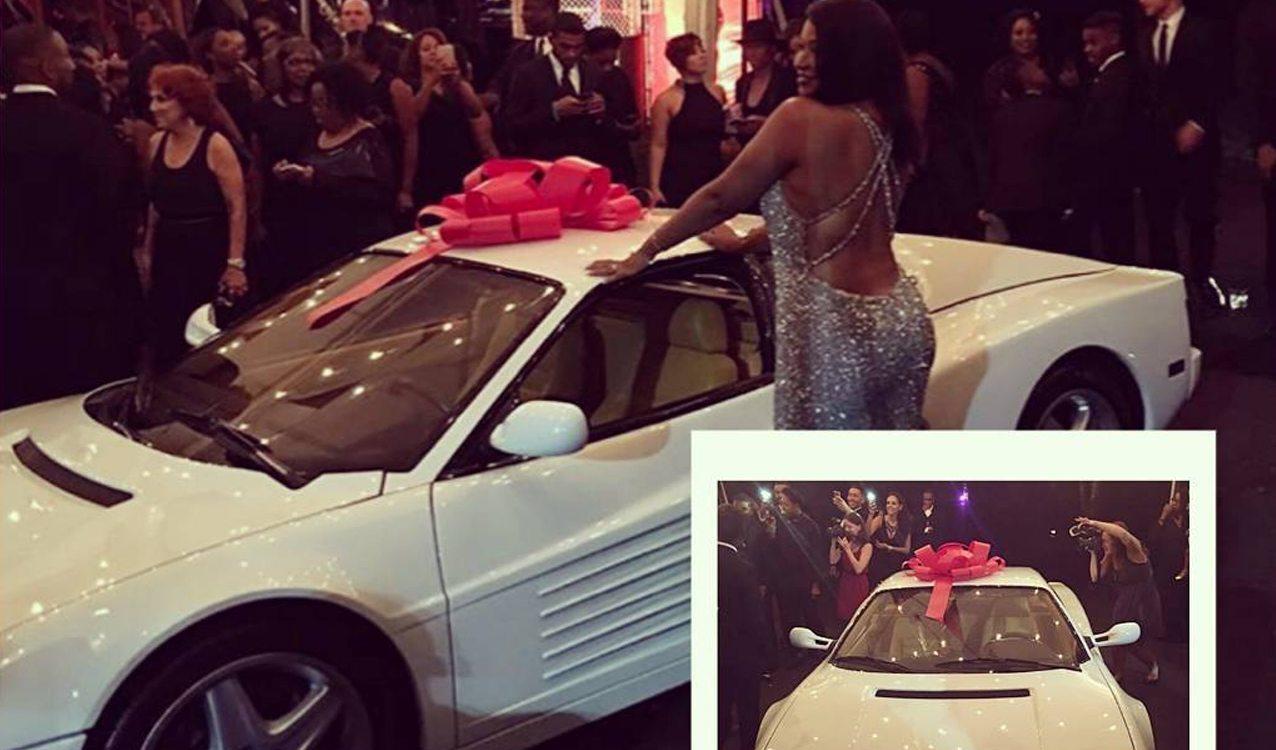 Lebron James Buys Wife Ferrari Testarossa