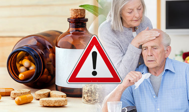 Vitamin D deficiency: Six symptoms to watch out for including hair