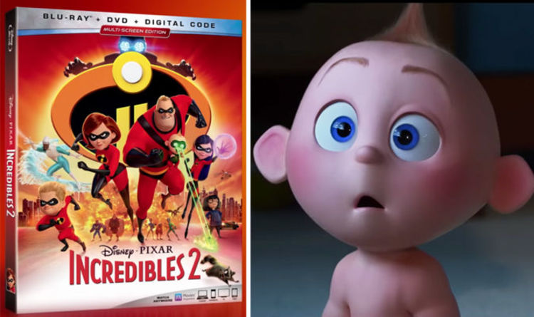 The Incredibles 2 Digital DVD And Blu Ray Release Date Plus NEW Short Film Aunty Edna