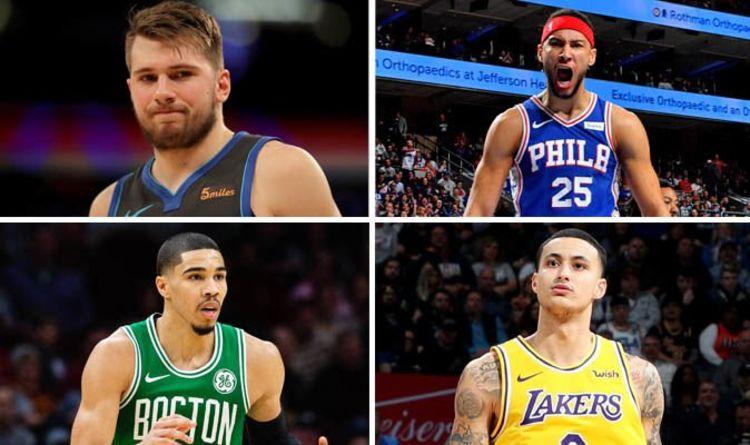 52244d3c1 NBA All-Star 2019 Rising Stars Challenge  Players