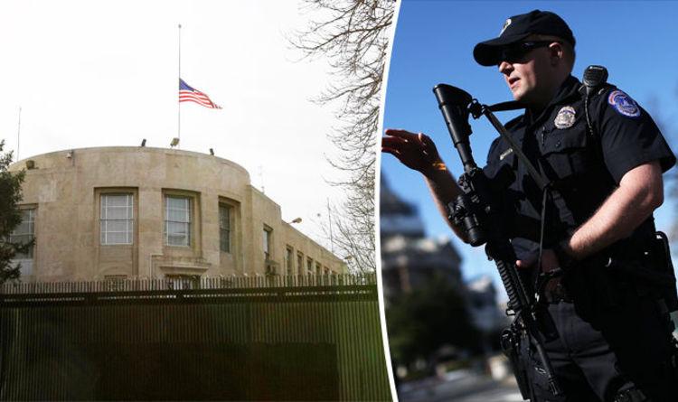 ANKARA TERROR: Gunman tried to storm US embassy after Andrey Karlov ...