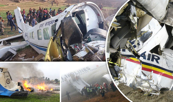 nepal plane crashes how many recent disasters have there been