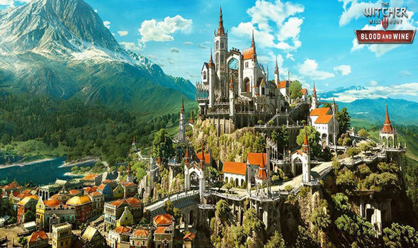 Witcher 3: Blood and Wine release date, map size and secret ...