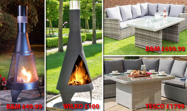 B M Bargains Garden Furniture For A Third The Price Of The Range