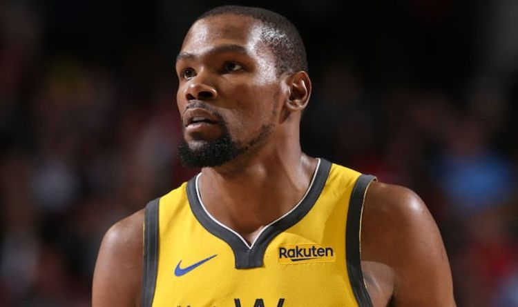 Kevin Durant  Warriors star given ultimatum over Knicks move in free agency d003bfb07