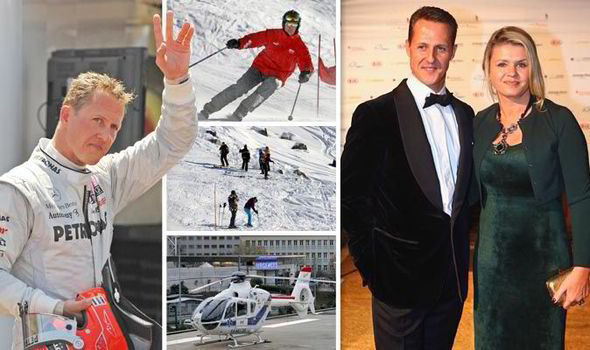 Michael Schumacher Has Been Released From Hospital According To His Manager Getty Reuters