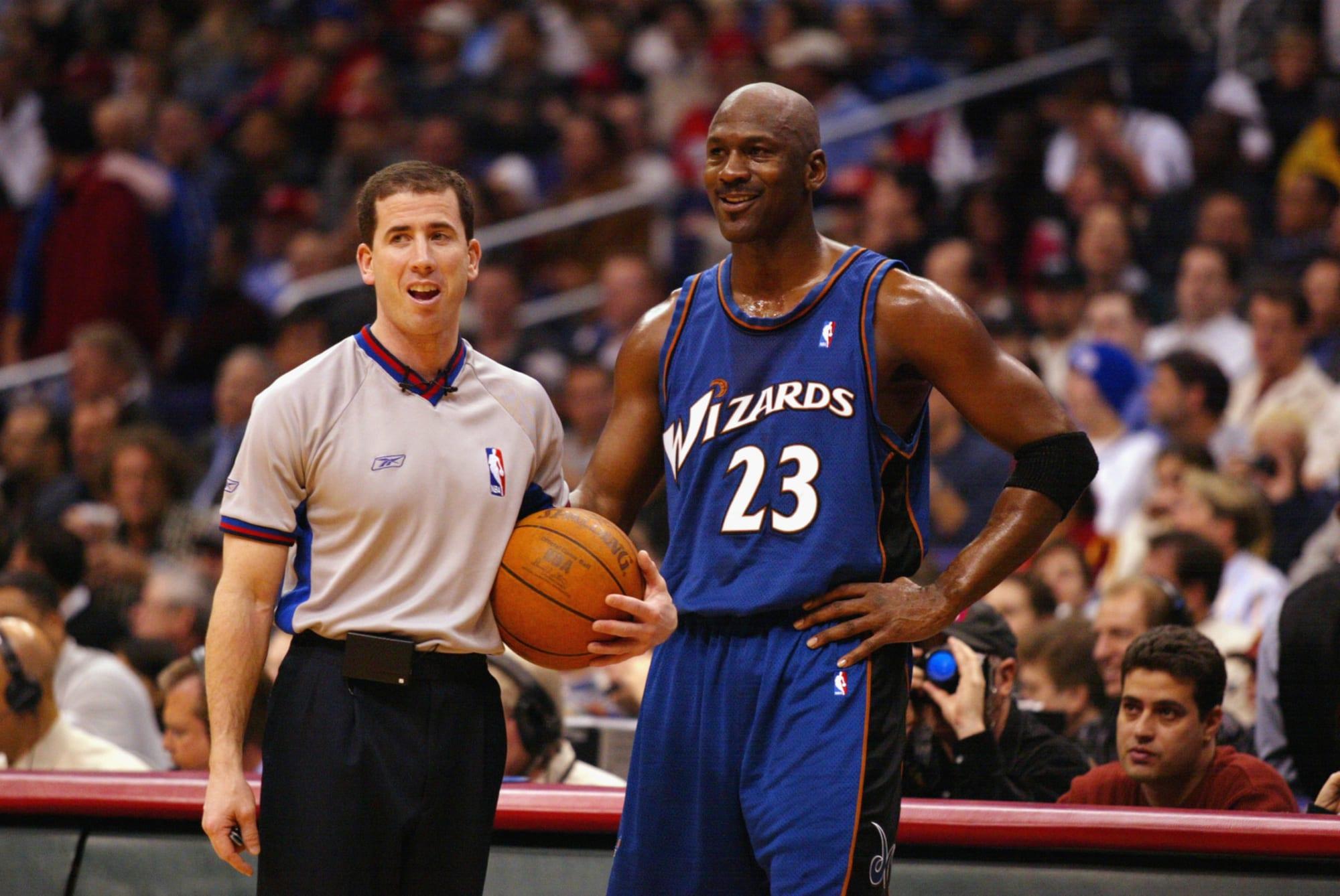 Descripción visa patrocinador  Why Michael Jordan's Washington Wizards years were never in 'The Last Dance'