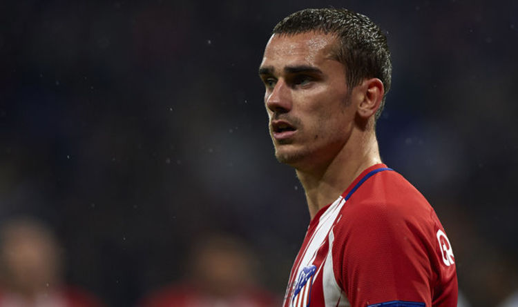 d8c2234e1370 Barcelona news  Antoine Griezmann signing announcement date REVEALED -  reports