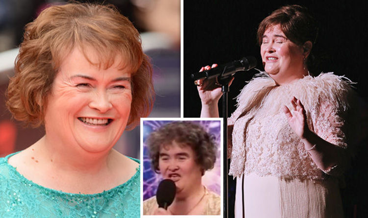 Susan Boyle 2018 Where Is She Now Is Britain S Got Talent Star