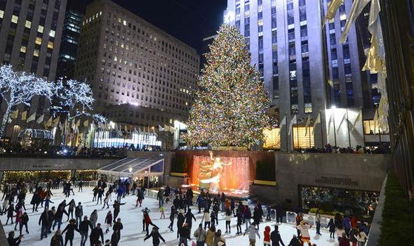 christmas in new york city - New York Christmas