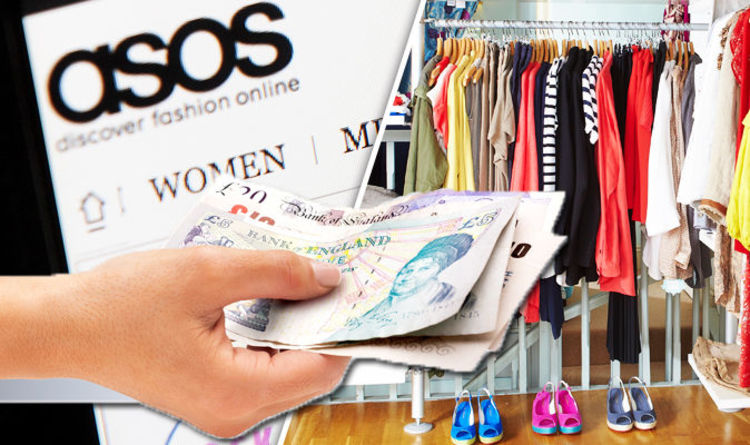 e9c85f3c842 ASOS  THIS little-known discount code can get you 20 per cent off your shopping  in the UK