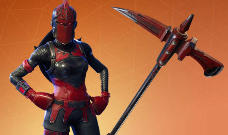 Fortnite Red Knight Returns How Do You Get The Red Knight Skin