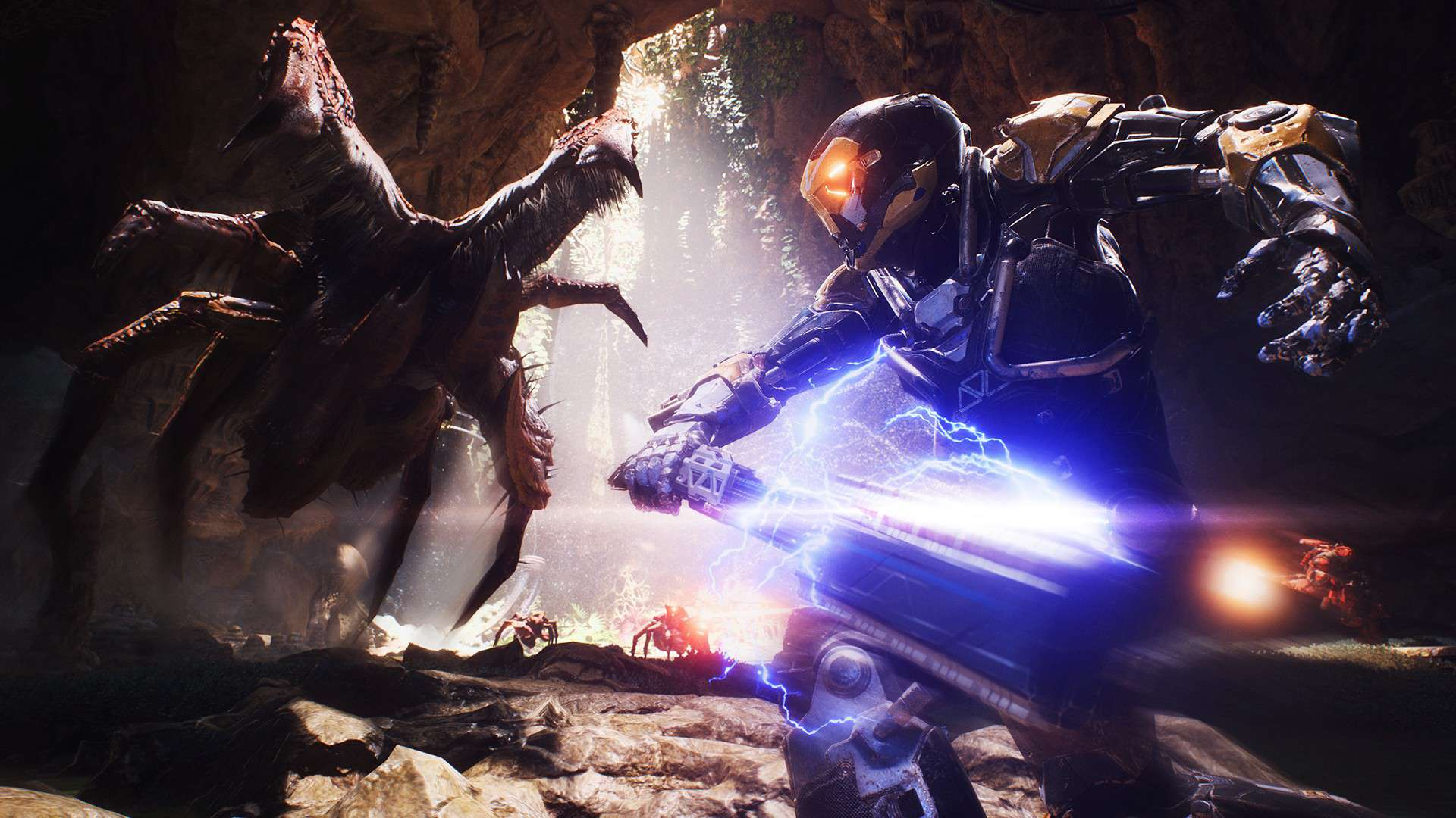 Anthem Pc Review A World In Progress