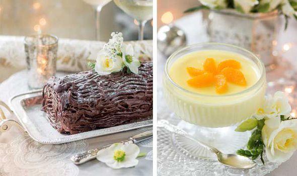 The best light Christmas desserts | Express.co.uk