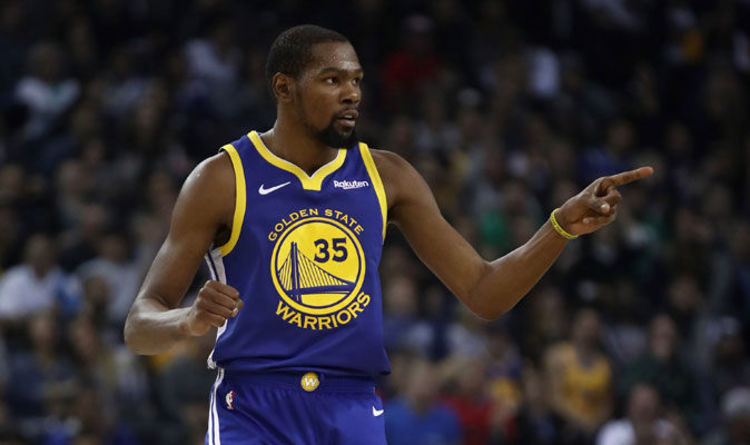 NBA news  Warriors star Kevin Durant set to make Los Angeles Lakers trade  decision 5cc4f36fb