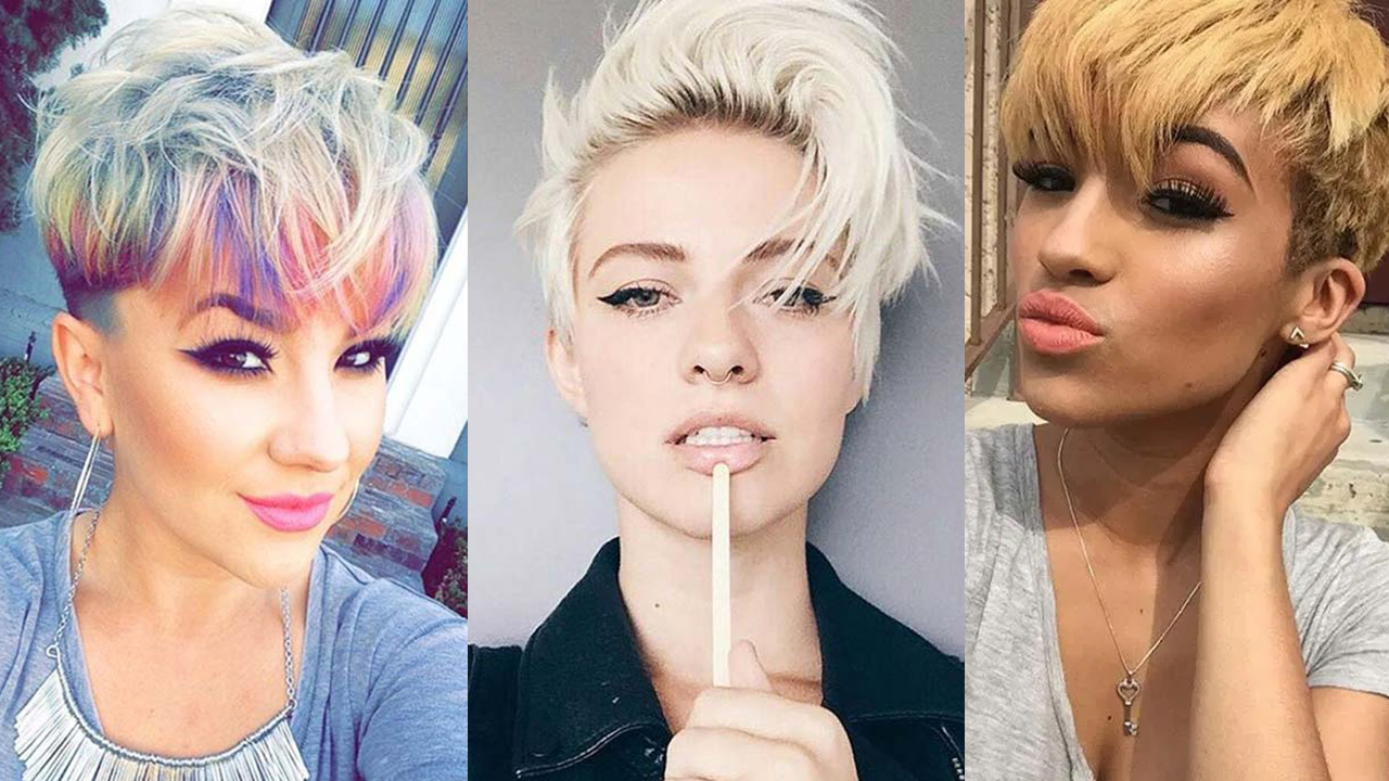 12 Short Hairstyles for Women: Pixie, Bob, Undercut Hair