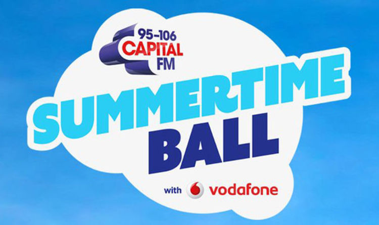 Capital S Summertime Ball 2018 Line Up Revealed Shawn Mendes And