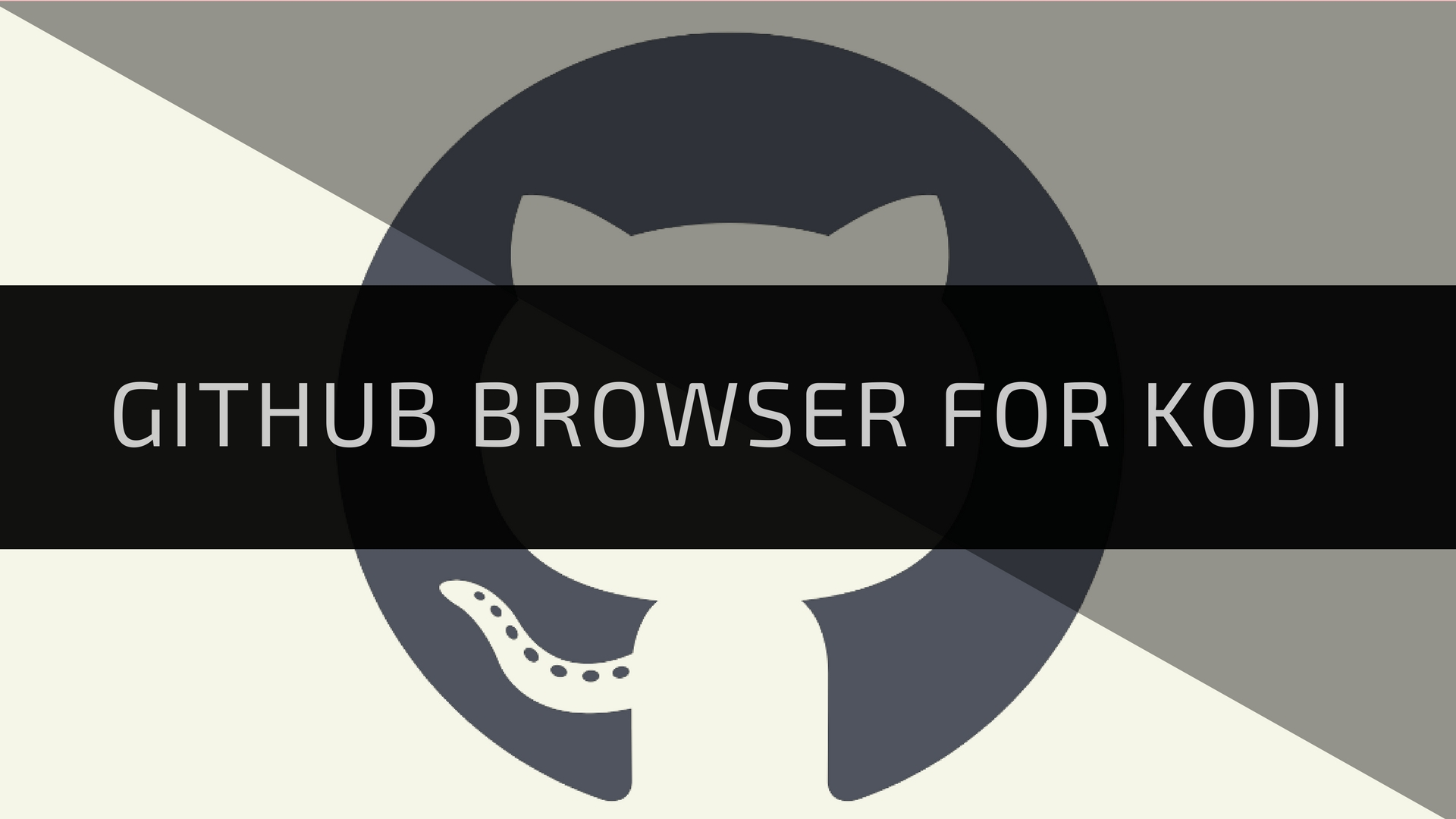 Own the Entire Universe of Kodi Addons with GitHub Browser - TechNadu