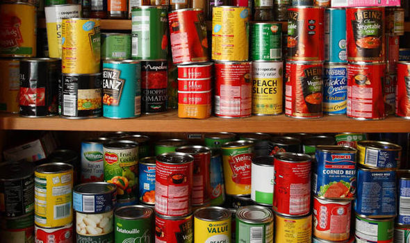 The Uk Is A Nation Of Canned Food Hoarders New Research Shows
