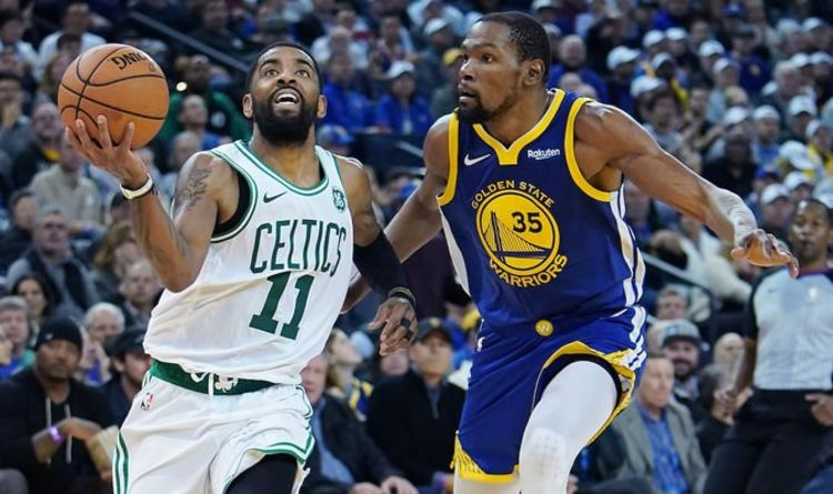 9472d8b96 Kyrie Irving to Lakers  Kevin Durant planning to break up LeBron James  reunion hopes