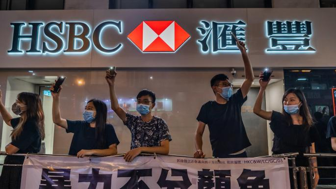 Shares rally as Hong Kong tension eases | Business | The Times