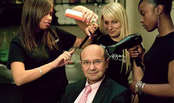 Toni Mascolo On His Mums Death Opening His First Salon And