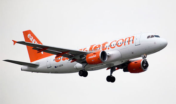 Easyjet Flight Ezy8704 Makes Emergency Landing Due To Burning Smell