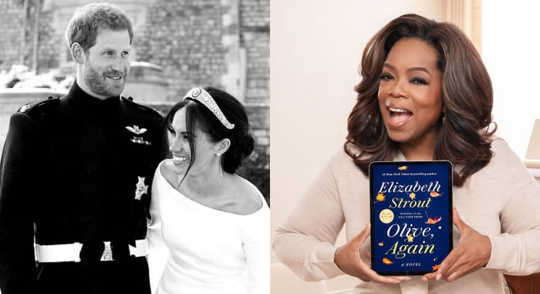 british royal family news prince harry and meghan markle team up with oprah winfrey new american project revealed for duke and duchess of sussex daily soap dish prince harry and meghan markle team up