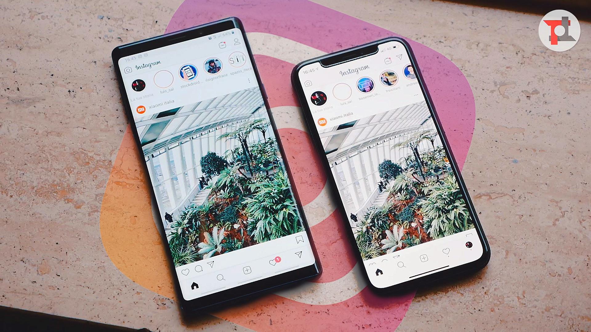 Instagram Funziona Meglio Su Iphone O Su Android Ecco Tutte Le